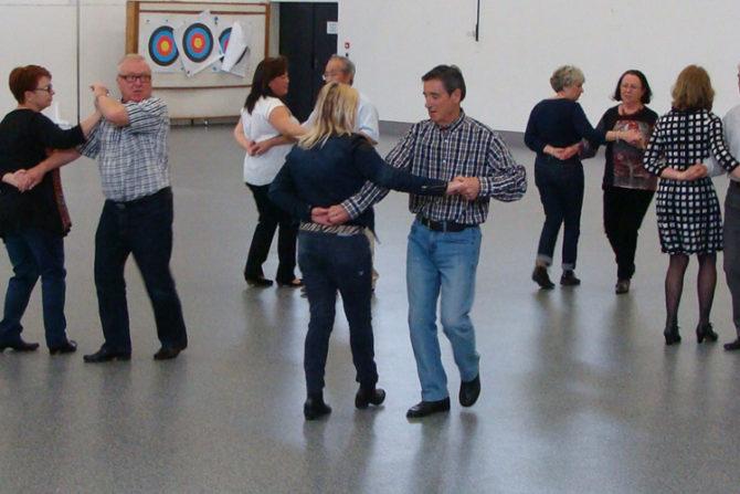 Enquête : cours de Danse de salon niveau «Débutants»