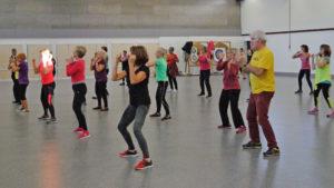 Nieul-Gym-Loirs : Gym fitness 2 avec Hourya