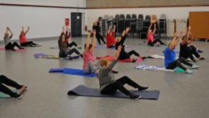 Nieul-Gym-Loisirs : Gym harmonique ou rythmique avec Nelly