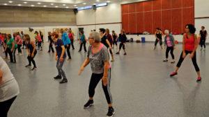 Nieul-Gym-Loisirs : Gym fitness 1 avec Janine