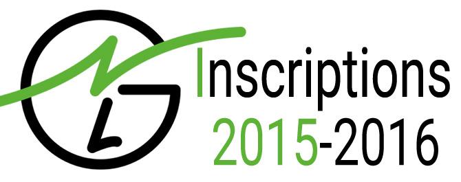 Pré-inscriptions 2015-2016