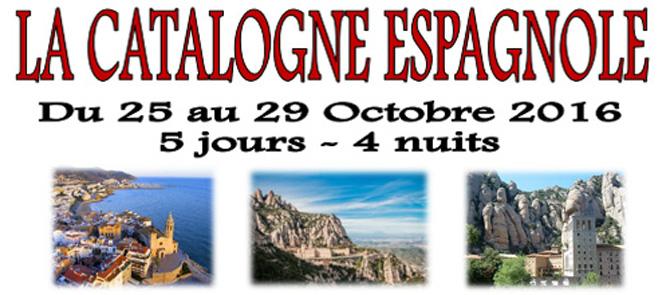 Voyage en Catalogne espagnole
