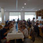 Catalogne du 25 au 29/10/16 : Déjeuner à l'hôtel Miramar de Calafell