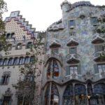 Catalogne du 25 au 29/10/16 : Barcelone (Casa Amatller et Casa Batlló)