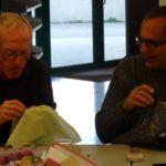 L'atelier Aiguilles passion après le marché de Noël: des nouvelles recrues?