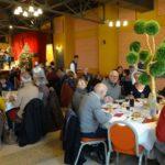 Déjeuner au village 1900 du Puy du Fou