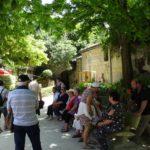Sortie NGL du 01/07/2018: musée troglodytique de la Rochemenier