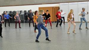Nieul-Gym-Loisirs : Danse en ligne avec Sandra