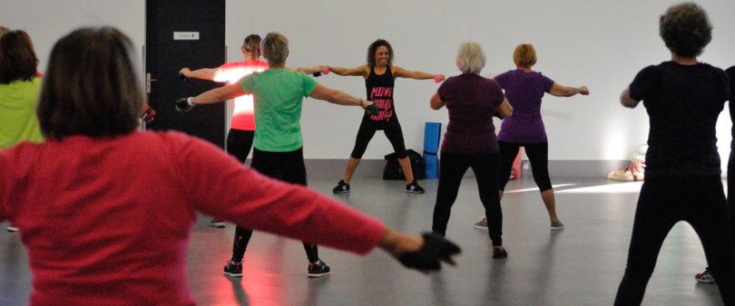 Gym fitness 2 : Gym d'entretien