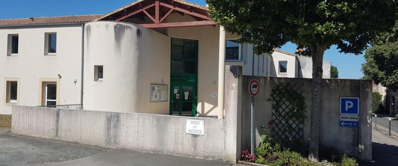 Maison des Associations - Nieul-sur-Mer
