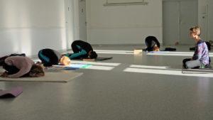 Nieul-Gym-Loisirs : Yoga 2 avec Agathe