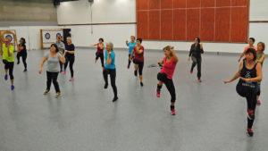 Nieul-Gym-Loisirs : Zumba avec Sandrine