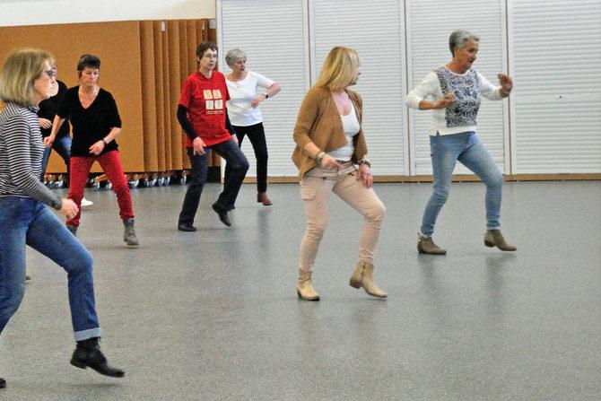 Protégé: Reconfinement : danse en ligne avec Sandra