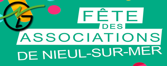 NGL à la Fête des associations de Nieul-sur-Mer