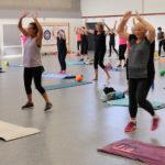 Gym fitness 1 avec Floriane